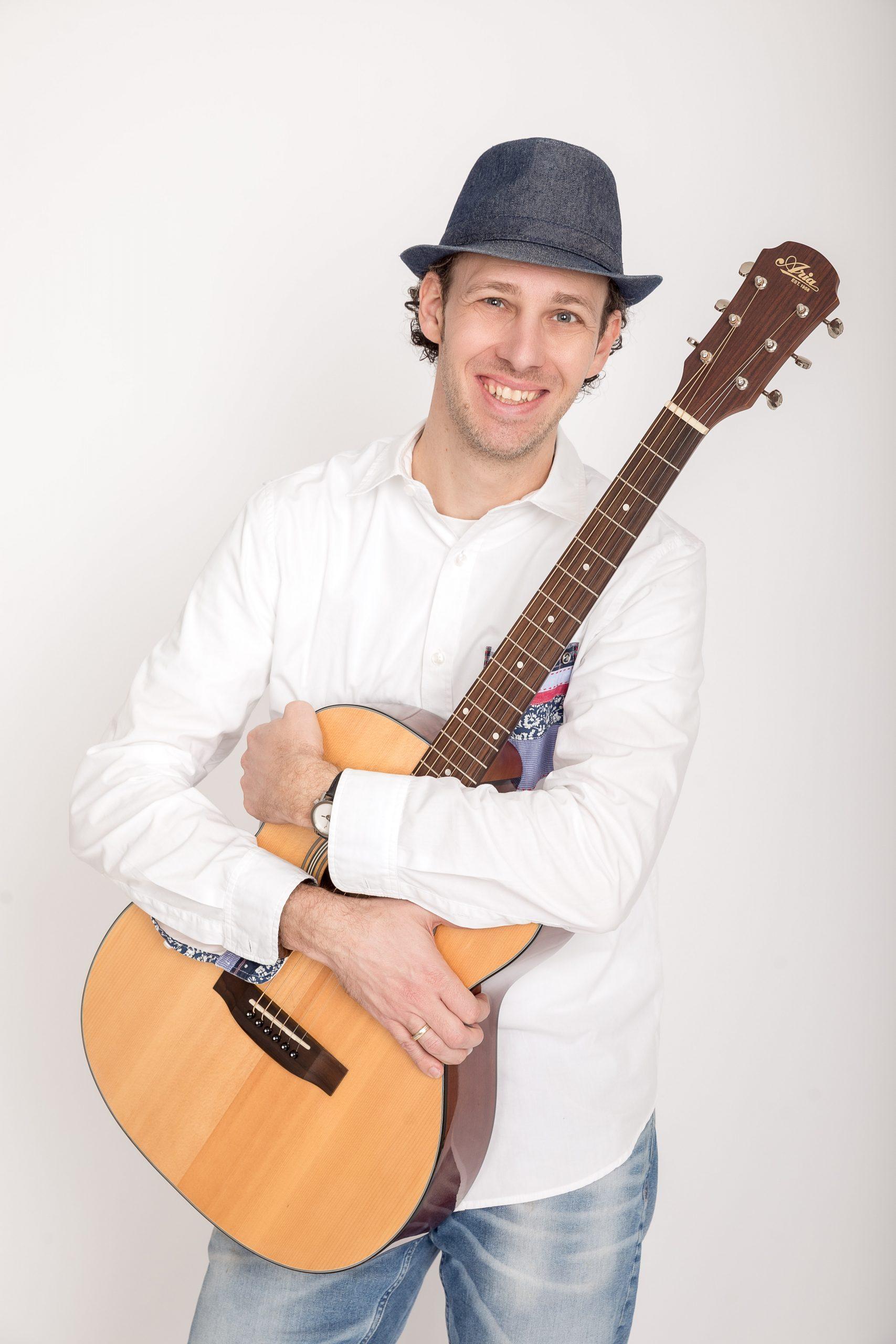 Familienmusik Macher Daniel Dorfkind