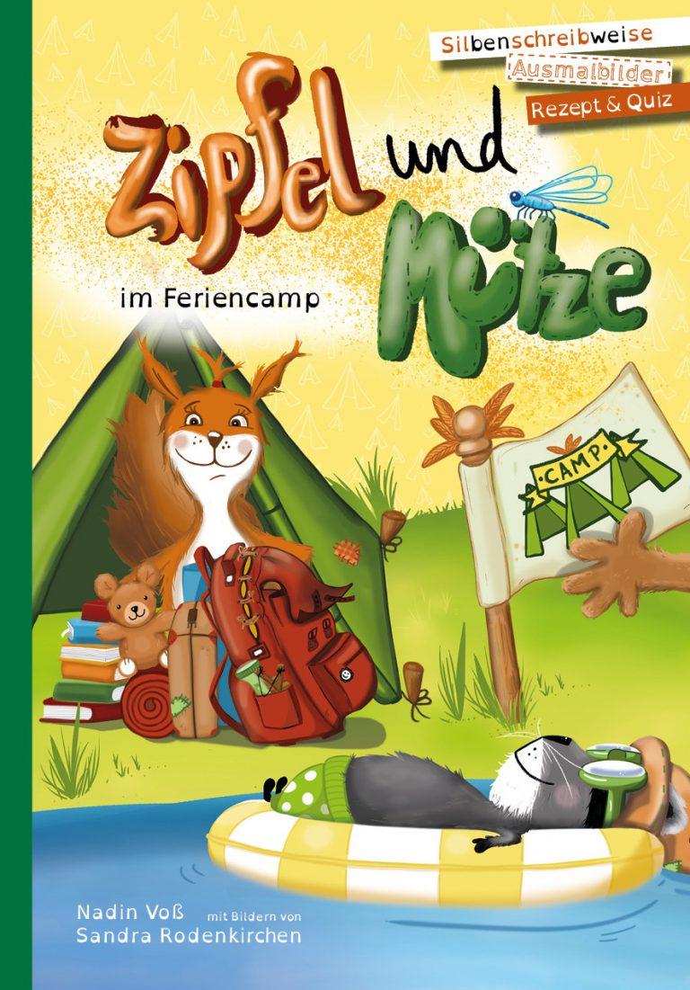 """Lesenlernen mit """"Zipfel und Mütze"""", 2021"""